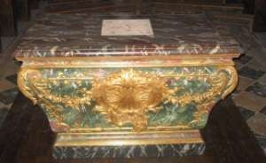 Maître Autel du XVIIIème siècle
