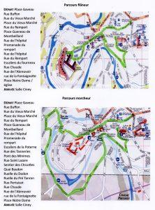 Parcours découverte de Curiosités Patrimoniales @ Semur-en-Auxois